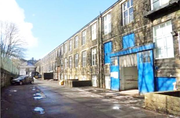 Lancashire Telegraph: The historic Scholefield Mill in Nelson