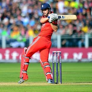 England's Alex Hales is up to second in the ICC's Twenty20 batting rankings
