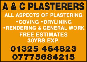 A&C Plastering