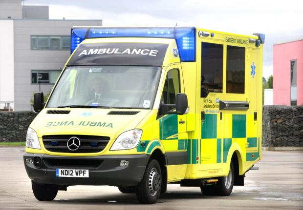 Lancashire paramedic service to be cut despite protests