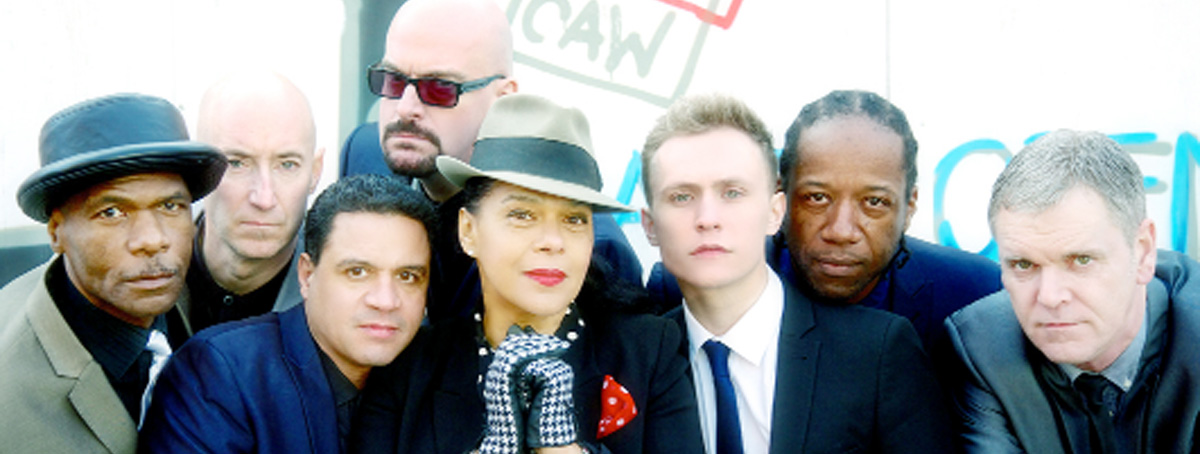 Pauline Black and The Selecter