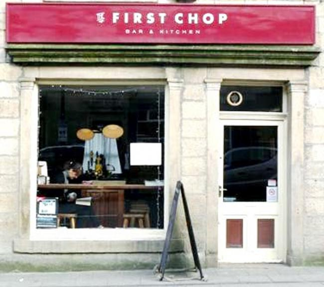 PUB OF THE WEEK: The First Chop, Ramsbottom