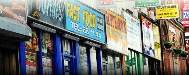 Are takeaways fuelling obesity in East Lancashire?