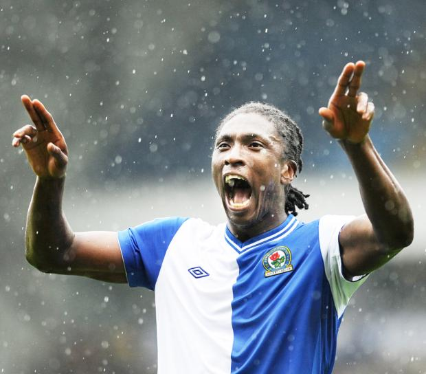 Lancashire Telegraph: Dickson Etuhu has left Blackburn Rovers by mutual agreement