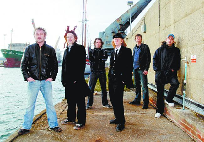 Big names appearing at this year's Ramsbottom Festival include The Levellers