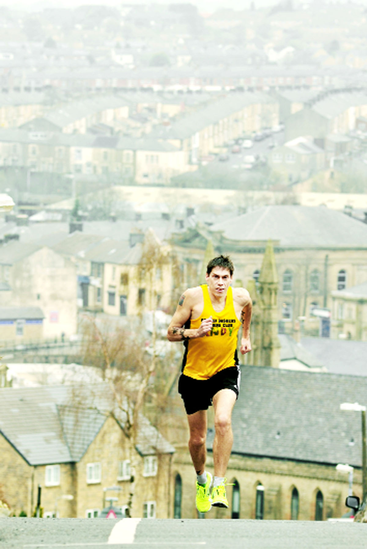 London Marathon challenge for East Lancs runners