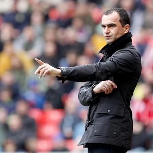 Roberto Martinez always thought his side were capable of finishing fourth