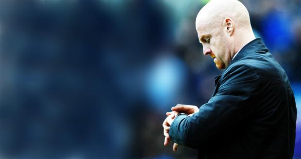 It doesn't get bigger than Man United at home, says Burnley boss Dyche