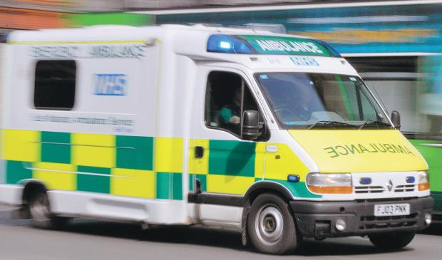 Strike warning over £6m ambulance cuts