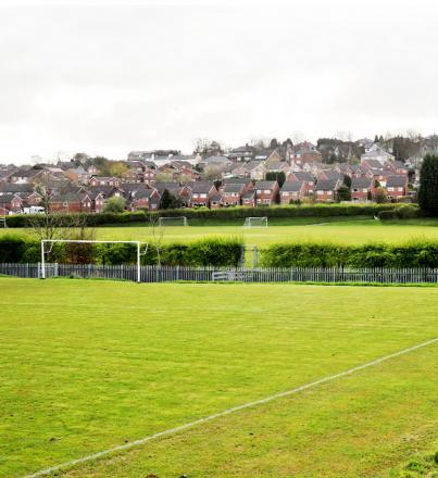 Queen Elizabeth's Grammar School's historic playing fields