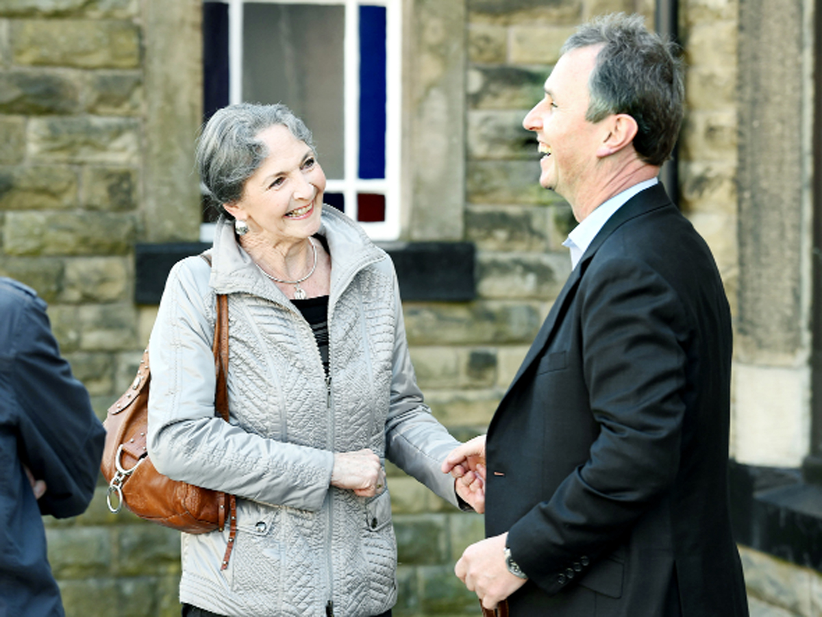 Ribble Valley locals backing MP Nigel Evans