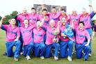 Last year's champions squeezed through in the T20
