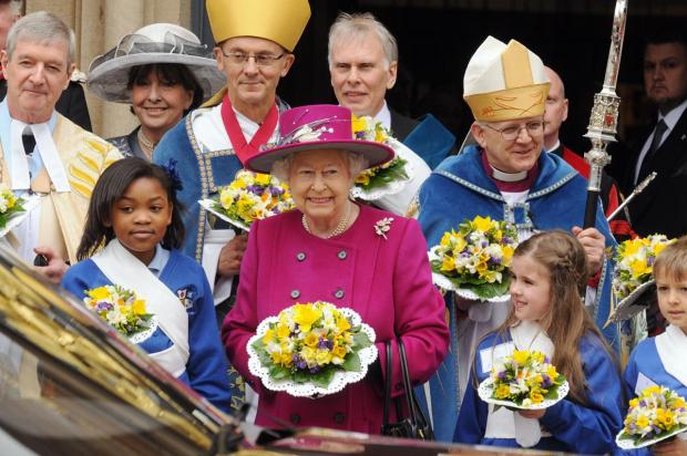 Lancashire Telegraph: VIDEO: Historic visit by Queen to Blackburn a huge success