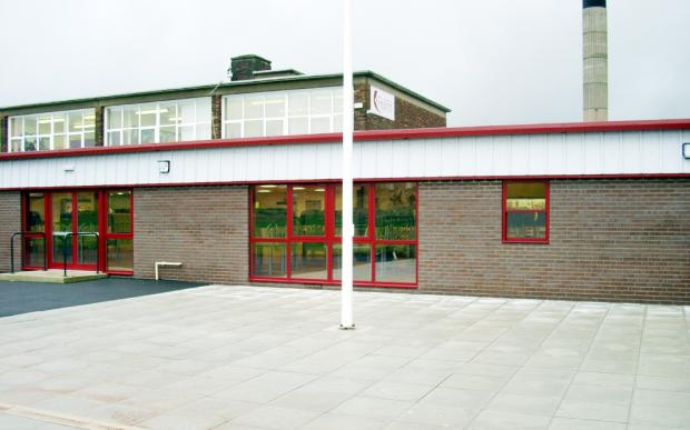 Lancashire Telegraph: Fearns Community Sports College, Stacksteads