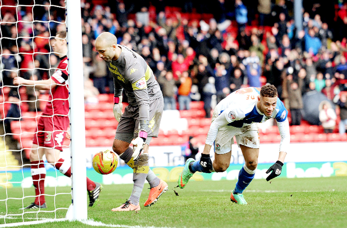 Blackburn Rovers boss Bowyer confident striker Gestede will be fit for start of season