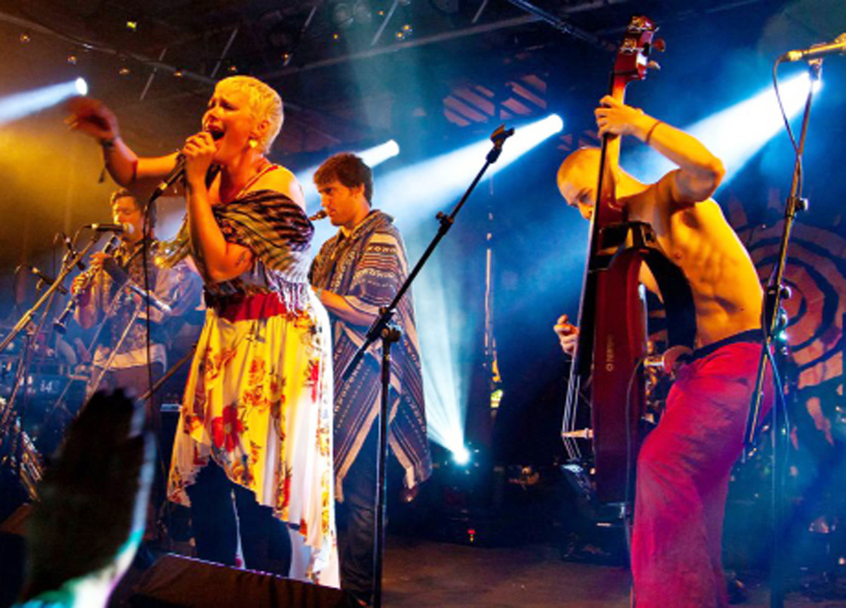 Dub stars are set to wow Ribble Valley Jazz Festival all over again