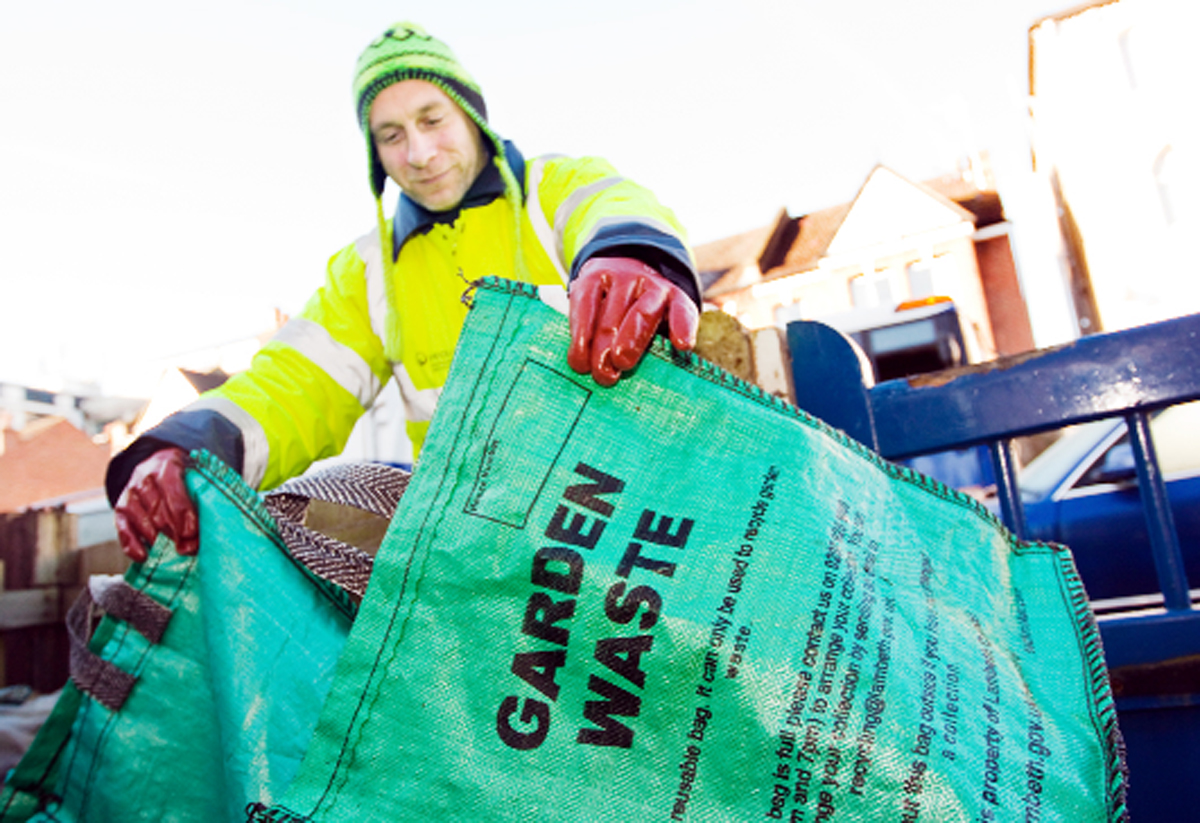 Pendle residents will be charged to have their grass cuttings and other garden waste removed by the council – unless they make their own arrangements
