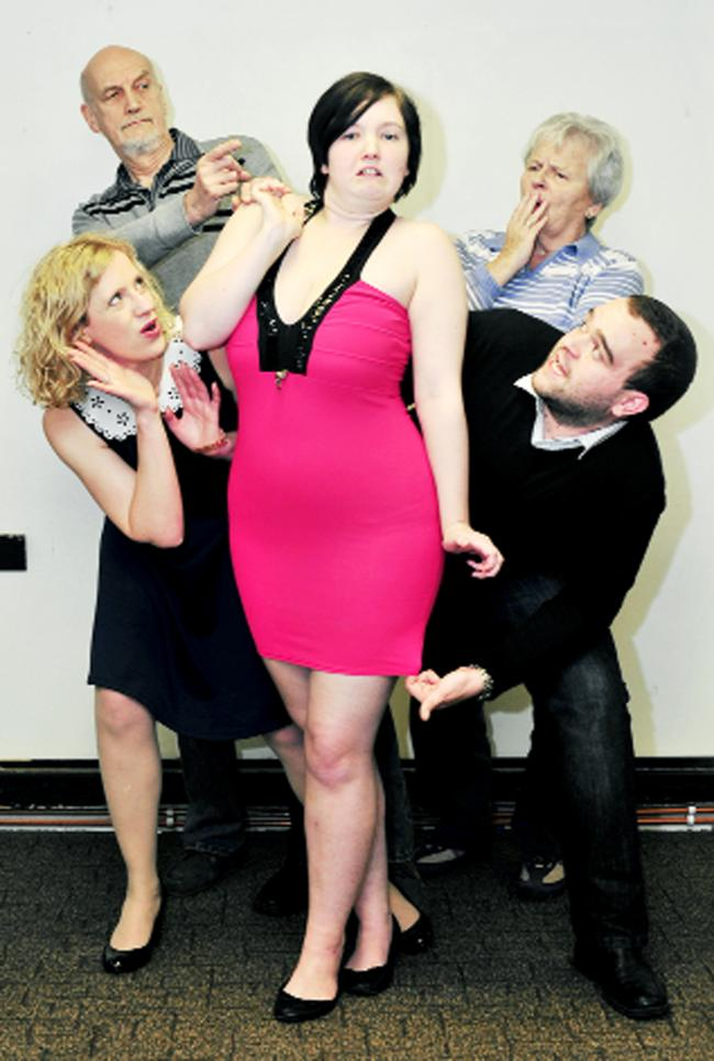Damsels in Distress: Flat out farce for Blackburn Drama Club