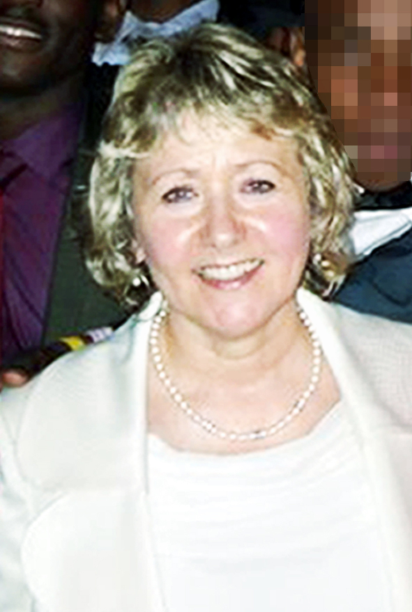 Teacher Ann Maguire who was stabbed to death at a school in Leeds