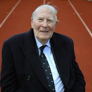 Sir Roger Bannister has revealed he is suffering from Parkinson's disease