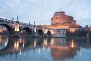 BEAUTY Ponte Sant Angelo and Castel Sant'Angelo, Rome