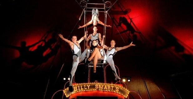 Circus set to roll into Todmorden park