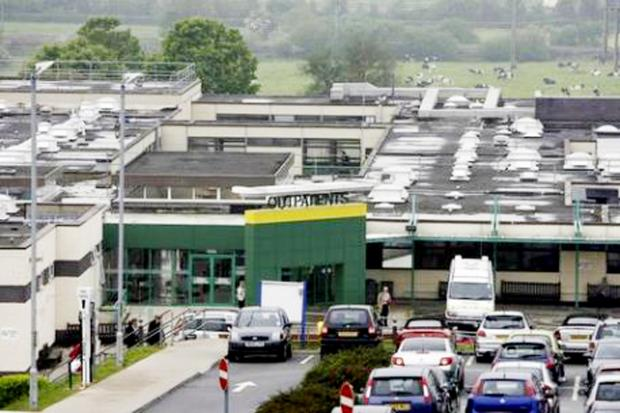 Airedale Hospital treats patients from Pendle and Craven