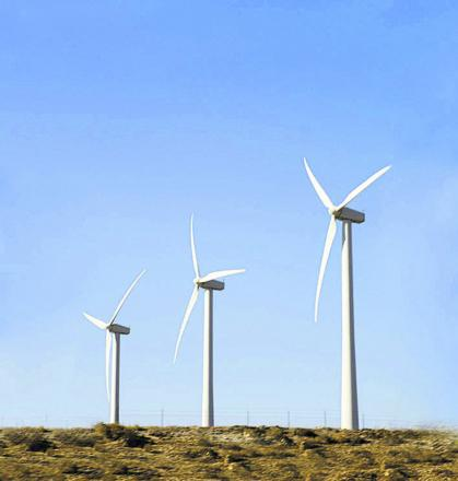 Turbines bring in a £100k windfall to Oswaldtwistle