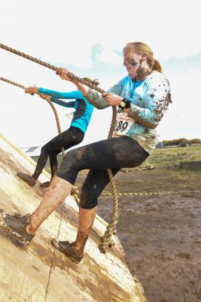 East Lancs adrenaline junkies set for No Ego Challenge