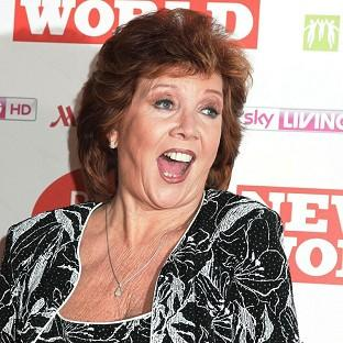 Cilla Black is to receive a special award at the TV Baftas this month