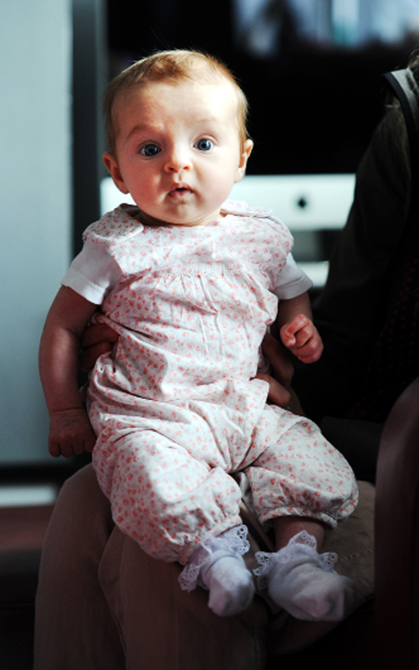 East Lancs royal fashion designer creates new baby range