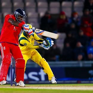 Michael Carberry has been named in both the England Twenty20 and One Day International squads for the games against Sri Lanka