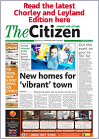 Lancashire Telegraph: Read the latest Chorley & Leyland Citizen here