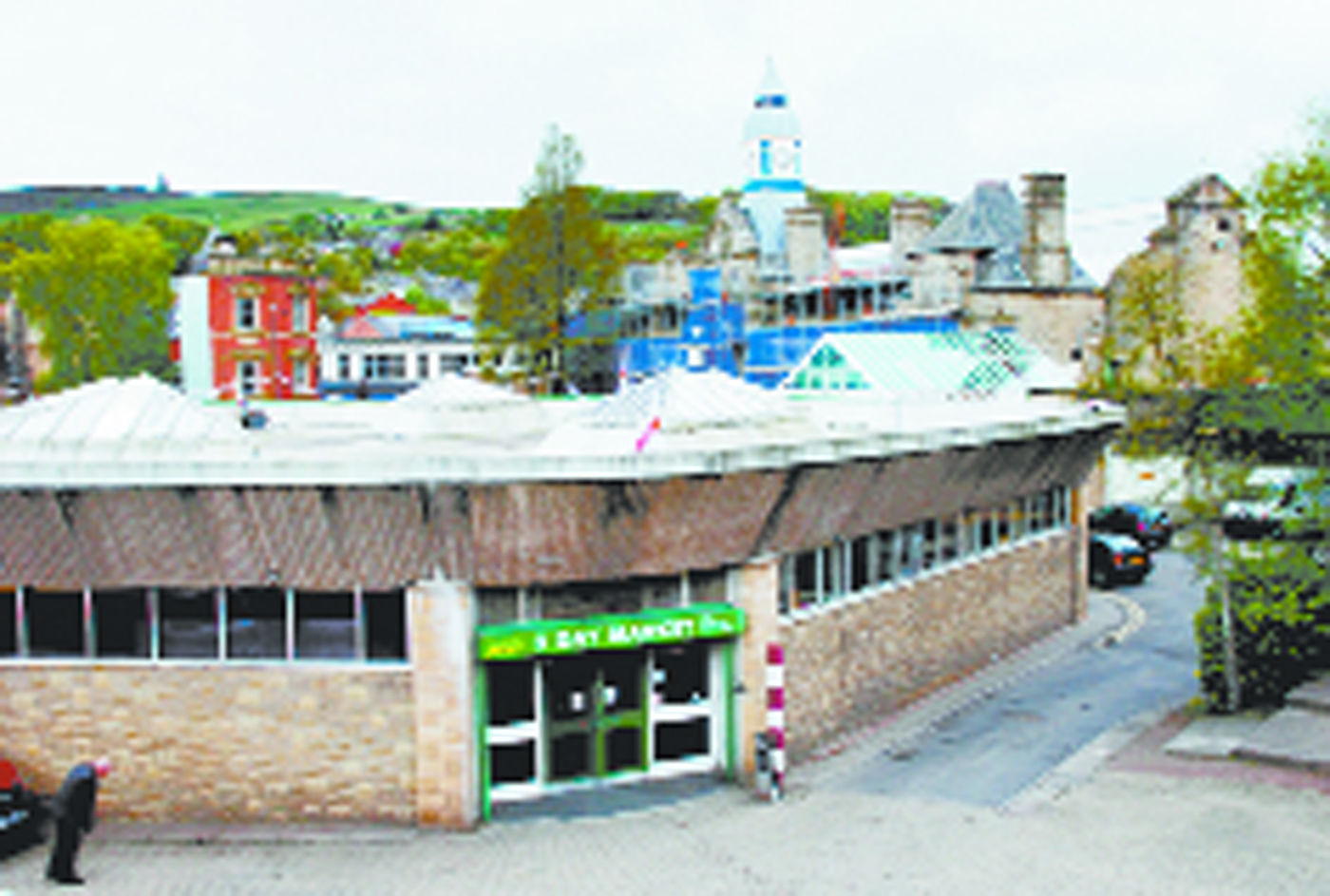 Darwen Market needs more investment
