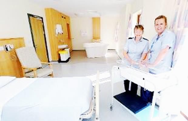 East Lancs maternity ward had to close last year, figures show