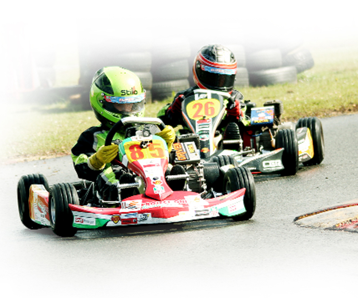 East Lancs racer to compete in British Karting Championship