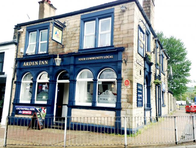 PUB OF THE WEEK: Arden Inn, Accrington