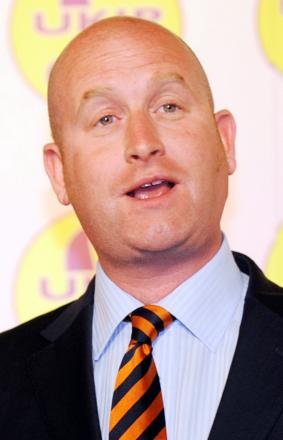 Euro-MP Paul Nuttall