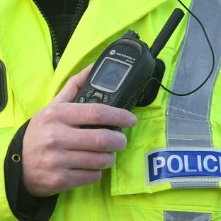 A Sussex Police spokesman confirmed officers had sprayed Mr Stent with pepper spray before he ran off