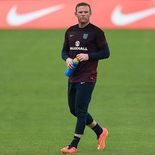 Wayne Rooney knows the pressure is on for him to deliver at the upcomin