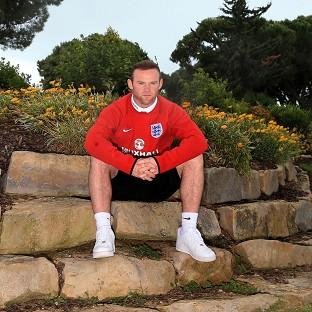 Wayne Rooney is hoping for some pointers from Dr Steve Peters
