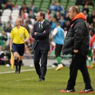 Martin O'Neill watched his sid