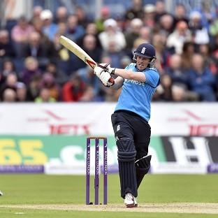 Eoin Morgan conceded England