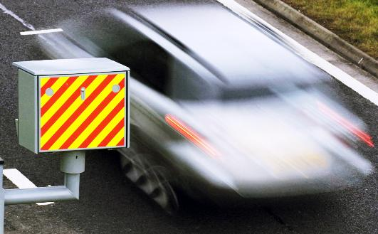 Lancashire Telegraph: Two of the worst cases of speeding were clocked on roads in East Lancashire
