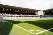The Turf Moor pitch