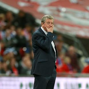 England manager Roy Hodgson is not getting carried away after his side's win over Peru