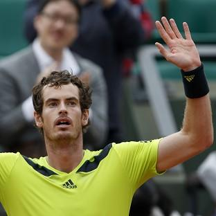 Andy Murray beat Philipp Kohlschreiber 12-10 in the fifth set in their third-round match at