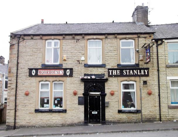Lancashire Telegraph: The Stanley, in Oxford Road, has shut.