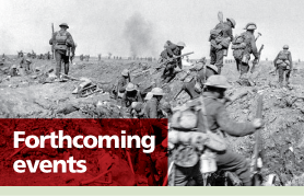 Lancashire Telegraph: WW1 Events