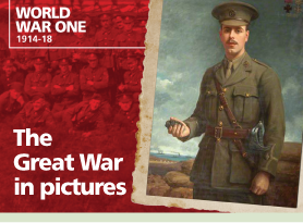 Lancashire Telegraph: Great War in Pictures